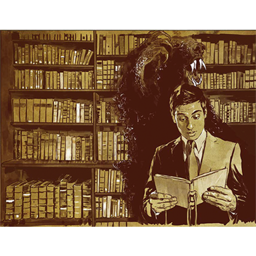 Chaosium Call of Cthulhu 7th Edition Keeper Rulebook