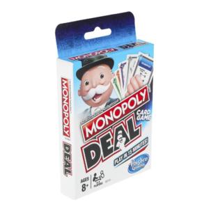 Hasbro Monopoly Cardgame