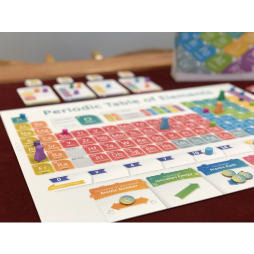 Genius Games Periodic- A Game of the Elements