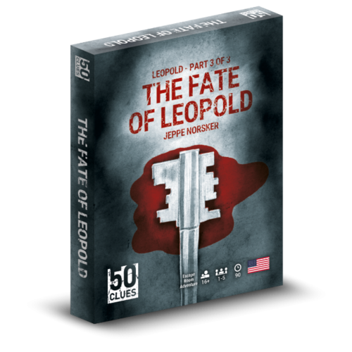 - 50 Clues Fate of Leopold