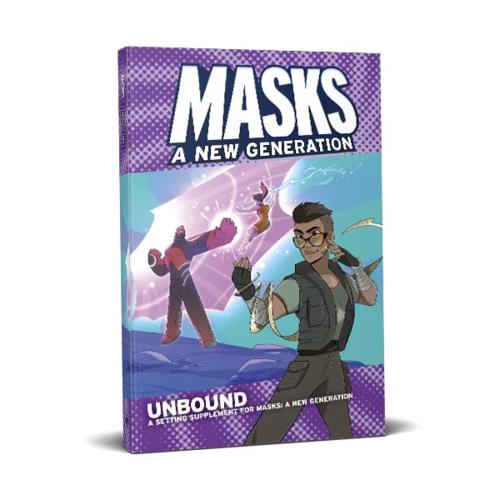 Magpie Games Masks RPG- Unbound