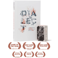 Dialect: A Game About Language and How It Dies (book & cards)