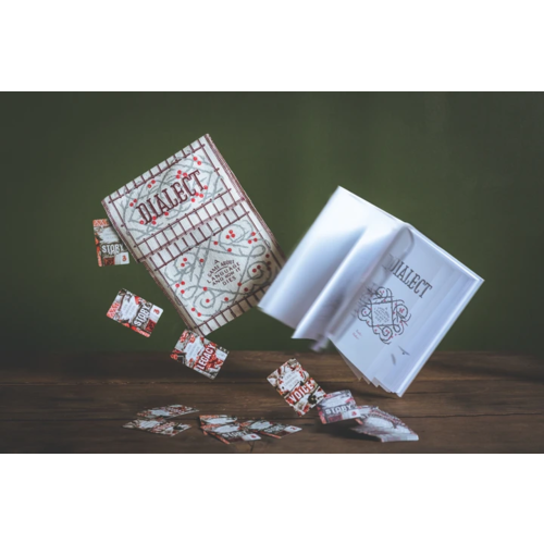 - Dialect: A Game About Language and How It Dies (book & cards)