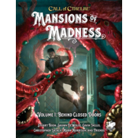Call of Cthulhu RPG- Mansions of Madness