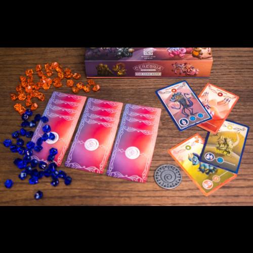 - Cerebria the Inside World- The Card Game