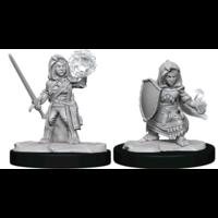 Pathfinder Deepcuts - Halfling Cleric Female