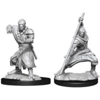 D&D Nolzur's Marvelous Miniatures - Warforged Monk