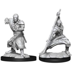 Wizk!ds D&D Nolzur's Marvelous Miniatures - Warforged Monk
