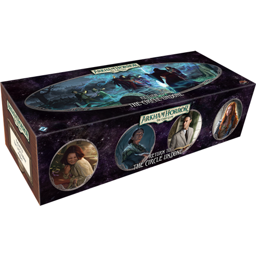 Fantasy Flight Arkham Horror LCG- Return to the Circle Undone