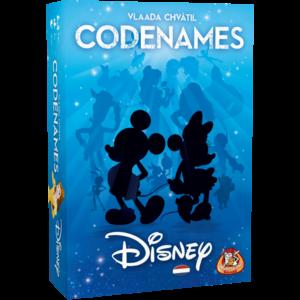 WGG Codenames Disney