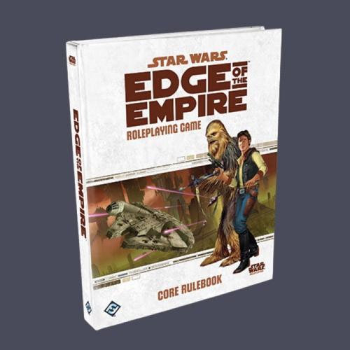 Fantasy Flight Star Wars - Edge of the Empire RPG - Core book