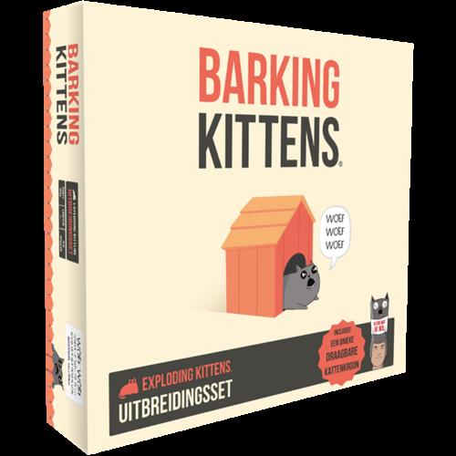 Exploding Kittens Exploding Kittens NL- Barking Kittens