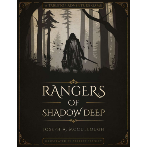 North Star Games Rangers of Shadow Deep Rulebook