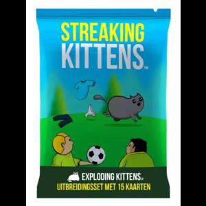 Exploding Kittens Exploding Kittens NL- Streaking Kittens