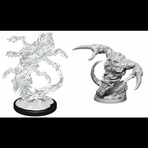 Wizk!ds D&D Nolzur's Marvelous Miniatures - Tsucora Quori & Hashalaq Quori