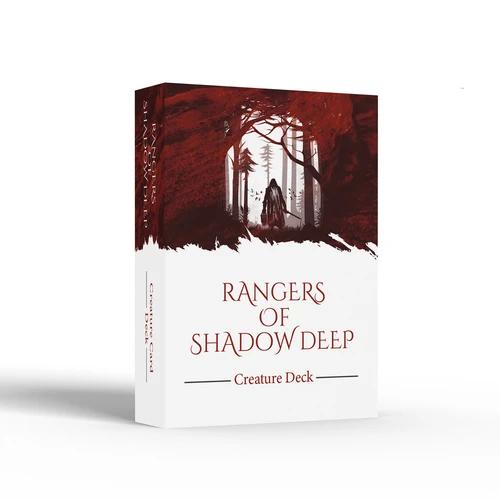 - Rangers of Shadow Deep – Creature Card Deck