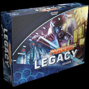 Z-Man Games Pandemic NL- Legacy Season 1 Blue