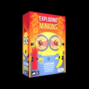 Exploding Kittens Exploding Minions