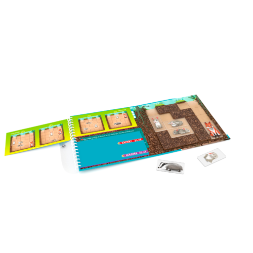 Smart Games Magnetic Travel Games- Gold Mine (GEEN KORTING)