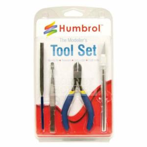 Humbrol The Kit Modeller's Tool Set Small