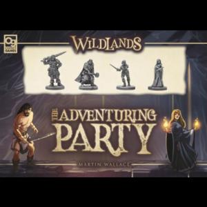 Osprey Wildlands - The Adventuring Party Expansion