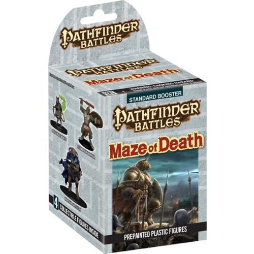 Wizk!ds Maze of Death Boosters: Pathfinder Battles