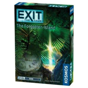 KOSMOS EXIT ENG- The Forgotten Island