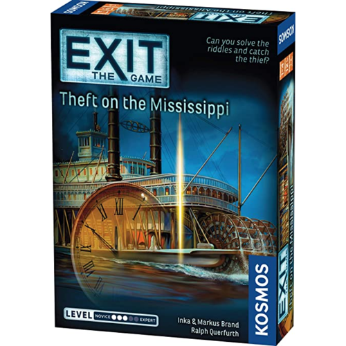 KOSMOS EXIT ENG- The Theft on the Mississippi
