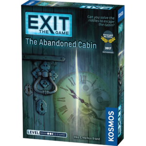 KOSMOS EXIT ENG- The Abandoned Cabin