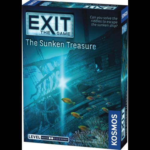 KOSMOS EXIT ENG- The Sunken Treasure