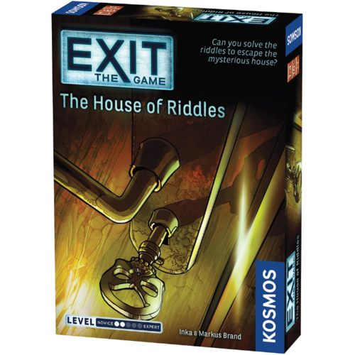 KOSMOS EXIT  ENG- House of Riddles
