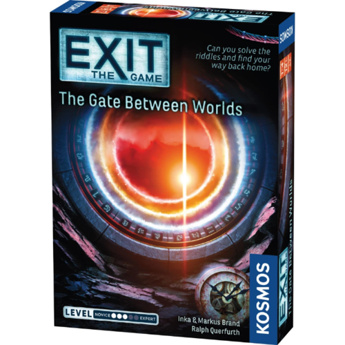 EXIT ENG - Gate between Worlds