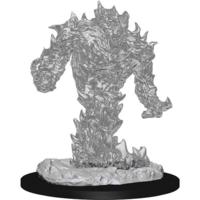 Unpainted Miniatures-Fire Elemental (5E)
