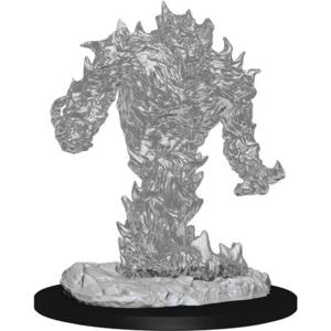 Wizk!ds Unpainted Miniatures-Fire Elemental (5E)