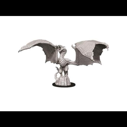Wizk!ds Unpainted Miniatures- Wyvern