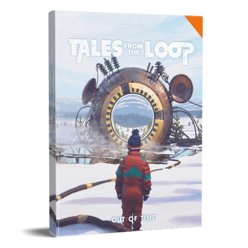 Free League Tales from the Loop RPG- Out of Time