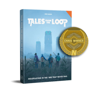 Free League Tales from the Loop RPG