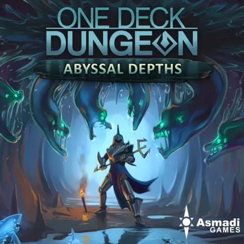- One Deck Dungeon- Abyssal Depths
