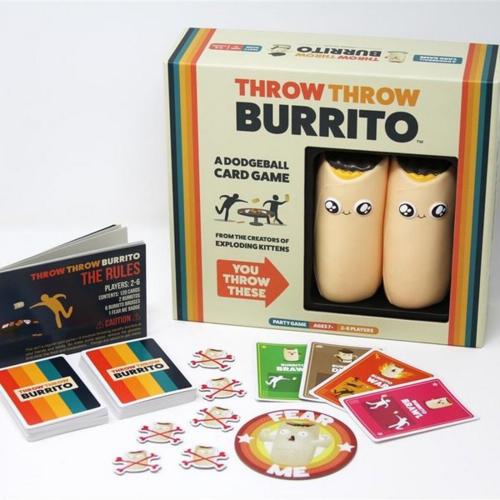 - Throw Throw Burrito ENG
