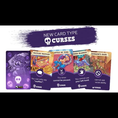 KOSMOS 5 Minute Dungeon- Curses! Foiled Again