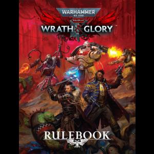 - Warhammer 40000 Roleplay Wrath & Glory Rulebook Revised