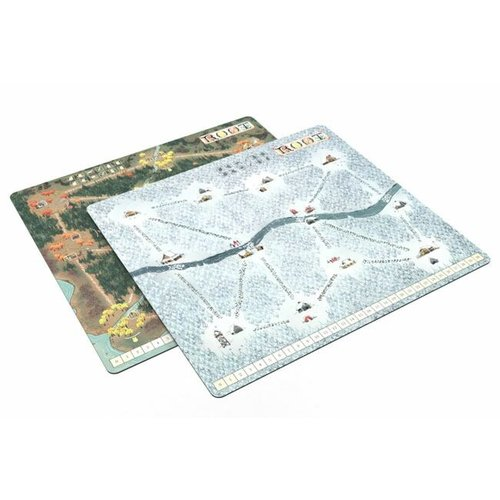 Leder Games Root Playmat Fall/Winter