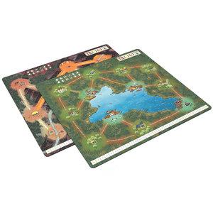 Leder Games Root Playmat Mountain/Lake