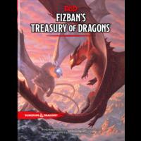 PREORDER- D&D 5E Fizban's Treasury of Dragons (NOVEMBER 2021)
