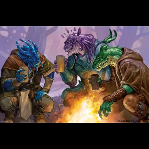 WotC - PREORDER D&D 5E Fizban's Treasury of Dragons