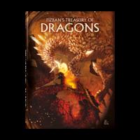 PREORDER D&D 5E Fizban's Treasury of Dragons - Alternate Cover