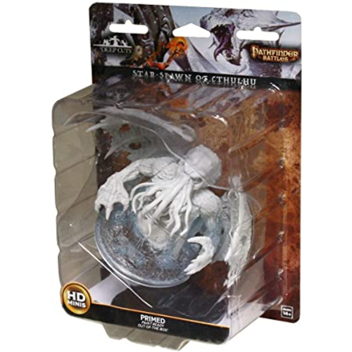 Wizk!ds Unpainted Miniatures- Star-Spawn of Cthulhu