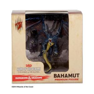 Wizk!ds D&D Icons of the Realms- Bahamut Premium Figure