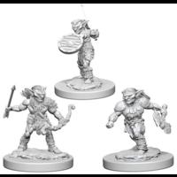 Unpainted Miniatures- Goblins (5E)