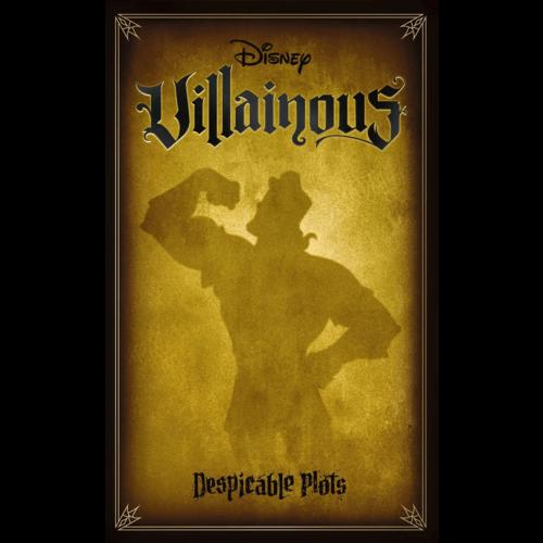 Ravensburger Disney Villainous- Despicable Plots expansion